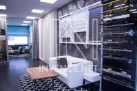 showroom stínící techniky Invence Praha